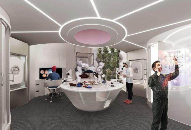 Martian Habitation Pod Concept (5)