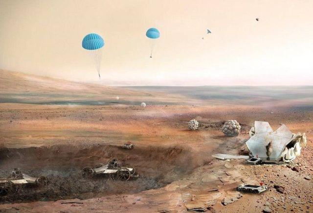 Martian Habitation Pod Concept (4)