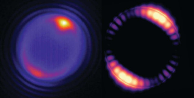 Microscopic Lasers smaller than Red Blood cells