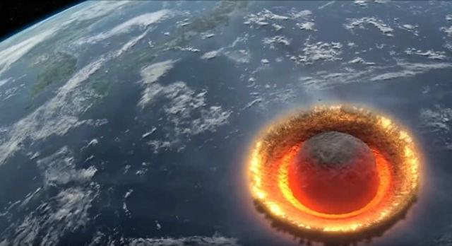 NASA revealed Asteroid Strike preparedness plan
