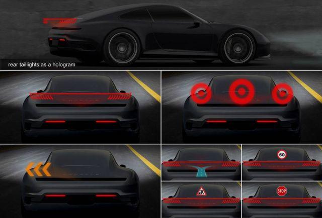 Porsche 911 Mission E concept (3)