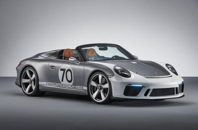 Porsche 911 Speedster Concept revealed (9)