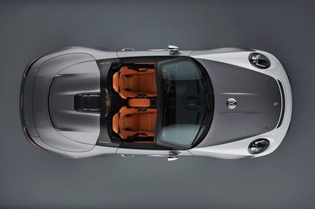 Porsche 911 Speedster Concept revealed (7)