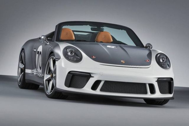 Porsche 911 Speedster Concept revealed (6)