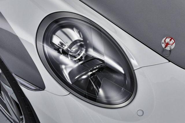 Porsche 911 Speedster Concept revealed (3)