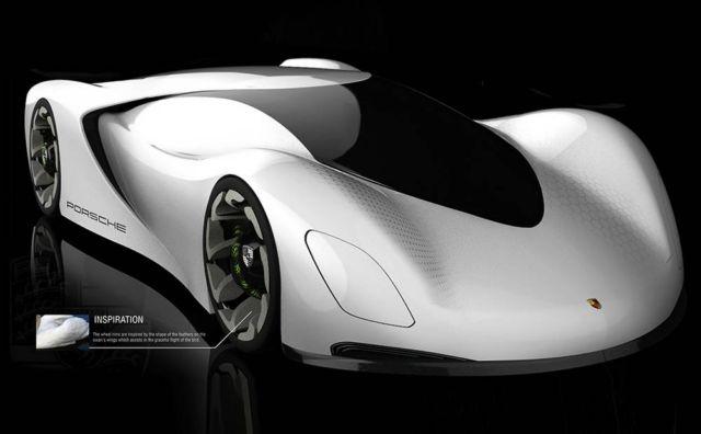Porsche Cygnus concept