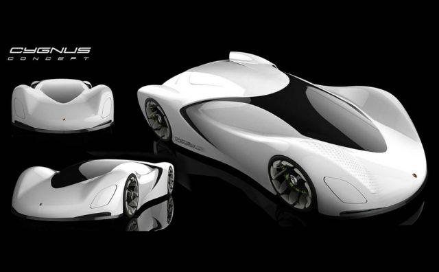 Porsche Cygnus concept (4)