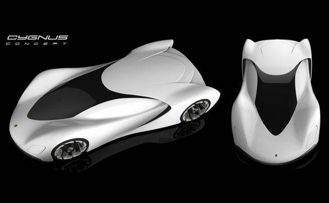 Porsche Cygnus concept (3)