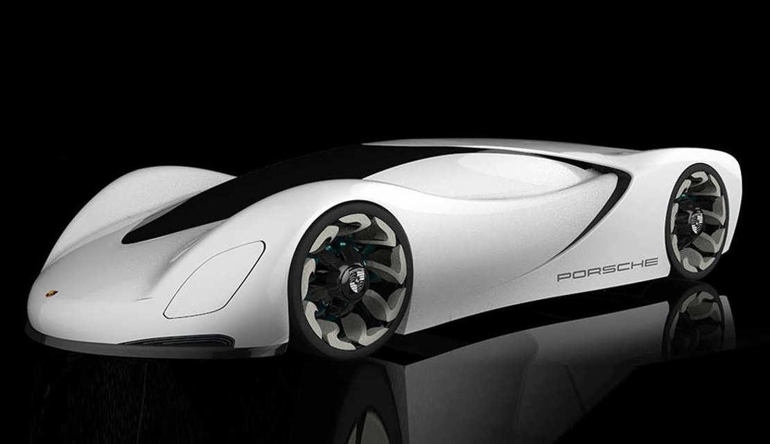 Porsche Cygnus concept (1)