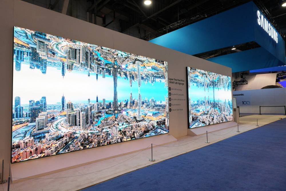 Samsung The Wall Professional display