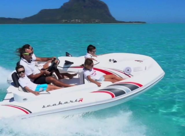 Seakart 335 Watercraft (1)