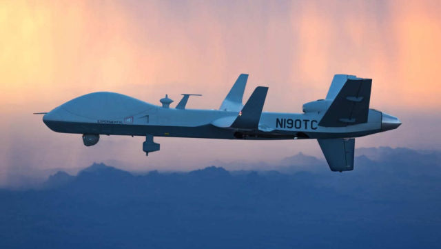 SkyGuardian Remotely Piloted aircraft to make Transatlantic Flight