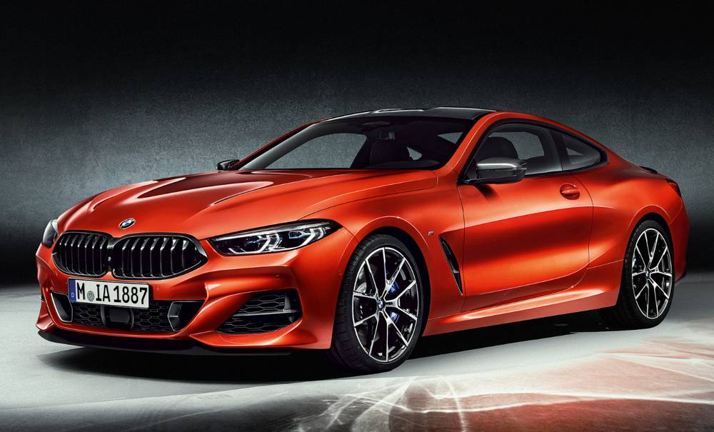 The all-new BMW 8 Series Coupe (16)