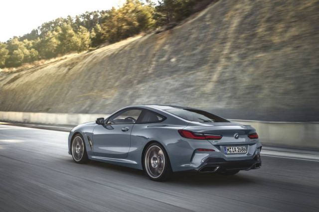 The all-new BMW 8 Series Coupe (4)