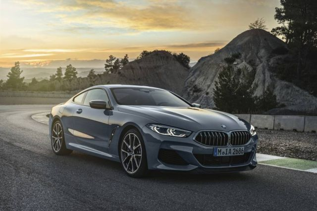 The all-new BMW 8 Series Coupe (3)