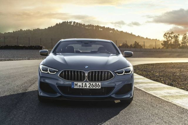 The all-new BMW 8 Series Coupe (15)