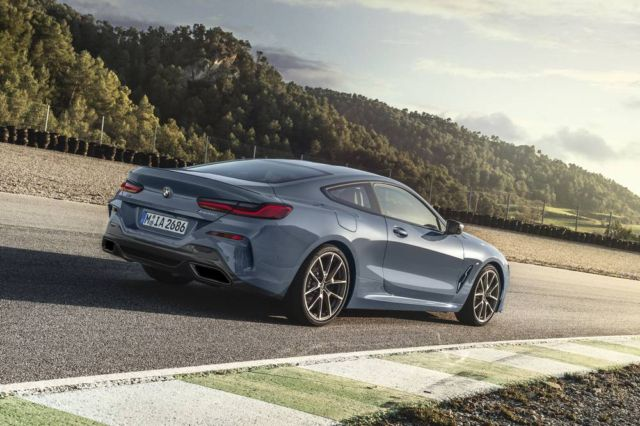 The all-new BMW 8 Series Coupe (14)