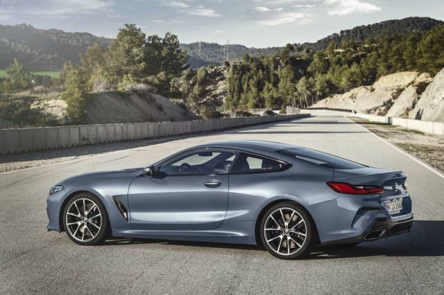 The all-new BMW 8 Series Coupe (13)
