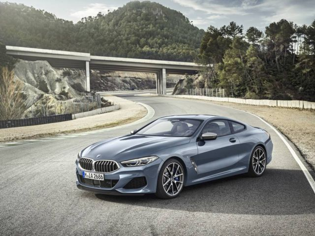 The all-new BMW 8 Series Coupe (12)