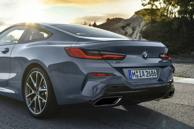 The all-new BMW 8 Series Coupe (11)