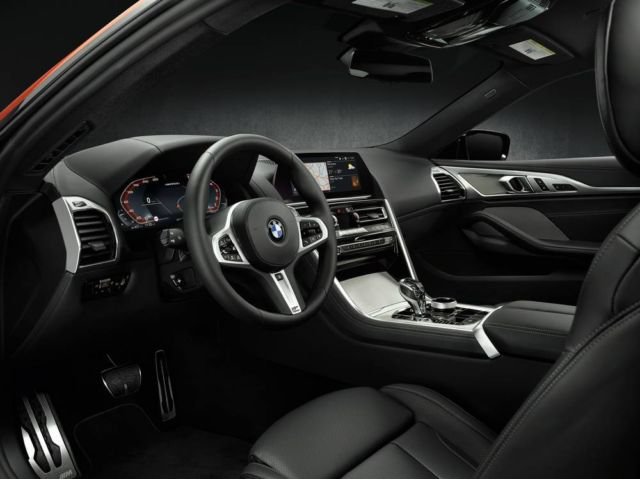 The all-new BMW 8 Series Coupe (9)