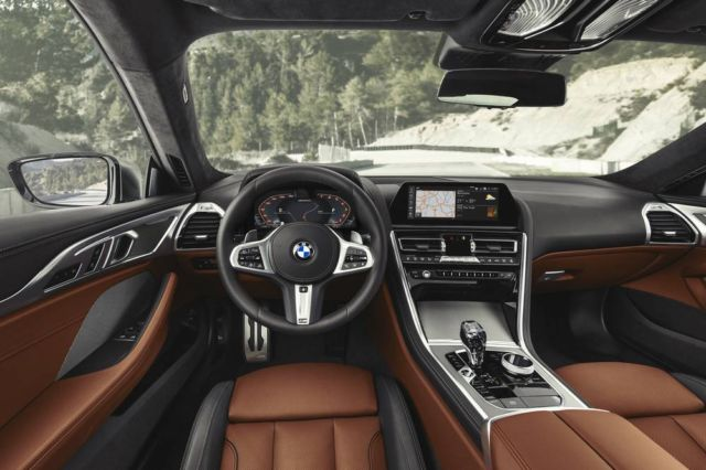The all-new BMW 8 Series Coupe (8)