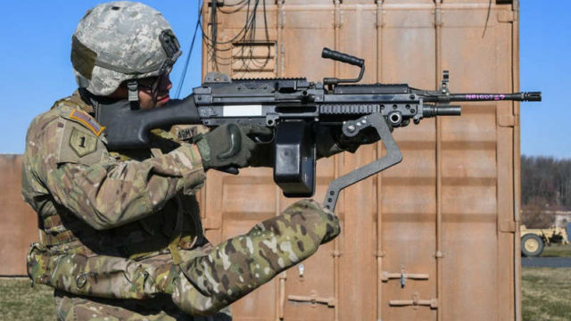 US Army created Third Arm for soldiers
