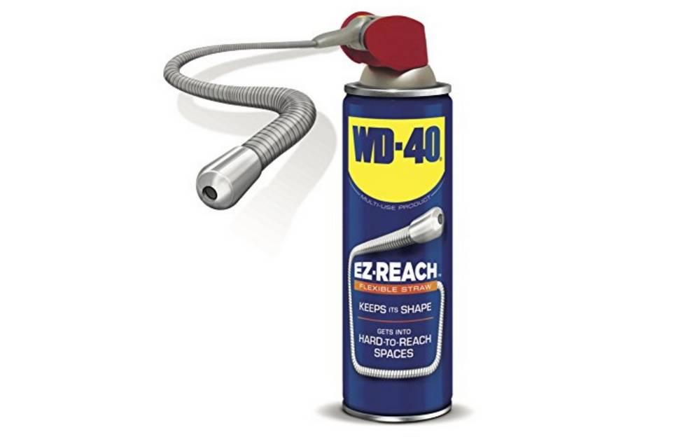 WD-40 EZ-Reach flexible straw