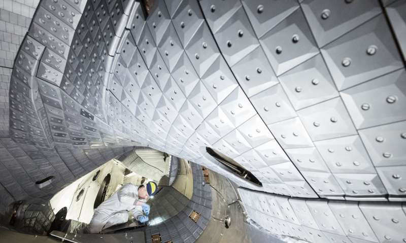 Wendelstein 7-X achieves world record in Fusion