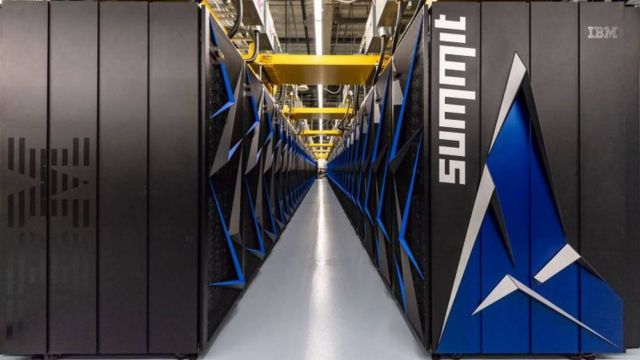World's most Powerful Supercomputer