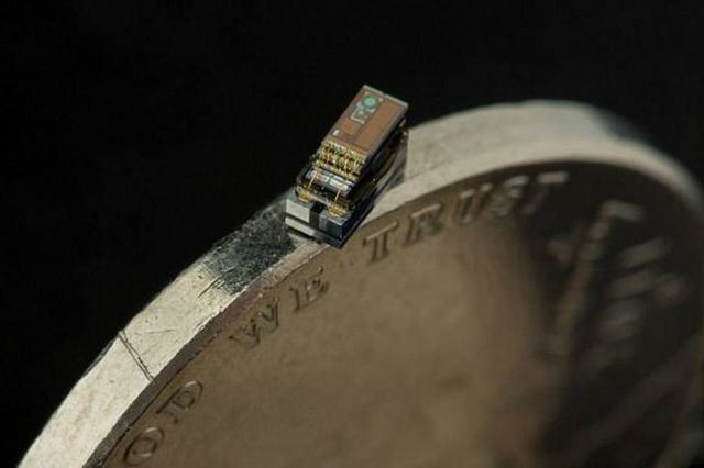 World's Smallest Computer revealed