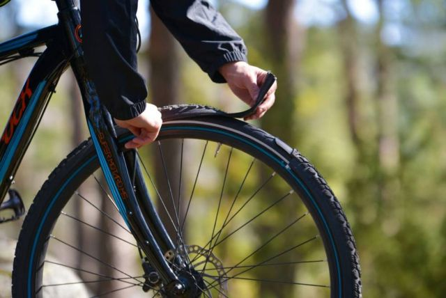 reTyre modular bike Tyre system