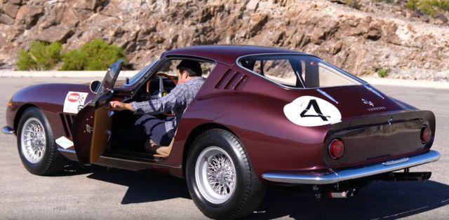 1966 Ferrari 275 GTBC