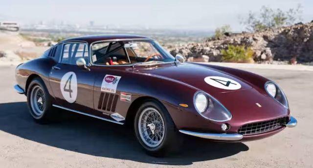 1966 Ferrari 275 GTB/C (5)