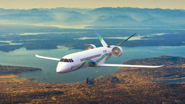 Are Electric Planes possible