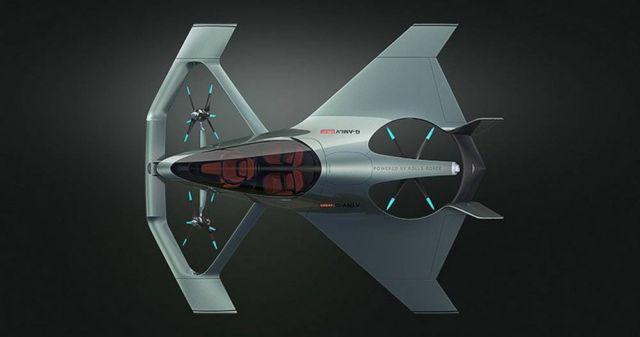 Aston Martin Volante Vision Concept (8)