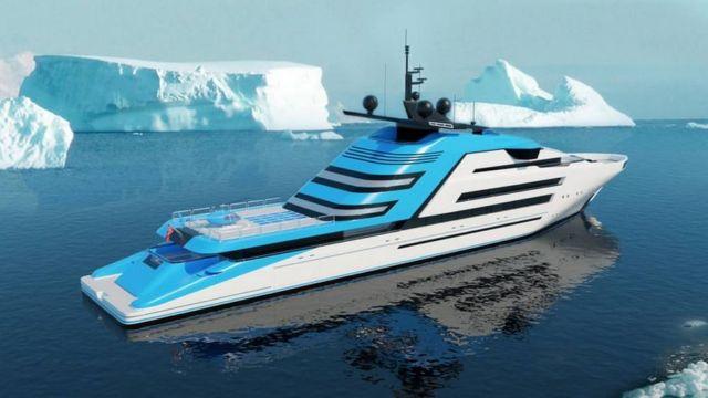 Aurora Borealis 122m superyacht concept (2)