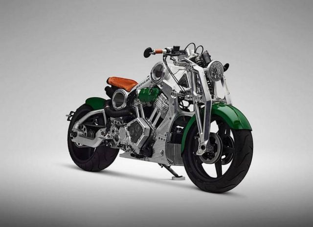 Curtiss Limited Edition motorcycle