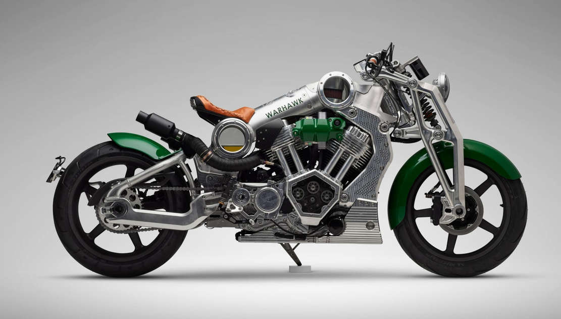 Curtiss Limited Edition motorcycle (1)