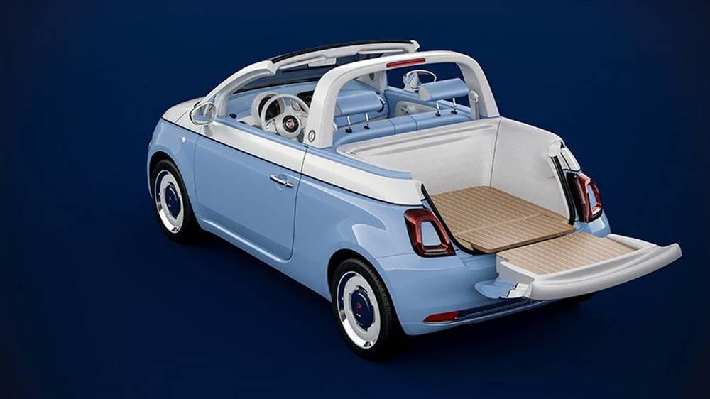Fiat 500 spiaggina by garage italia wordlesstech - Fiat 500 occasion garage ...