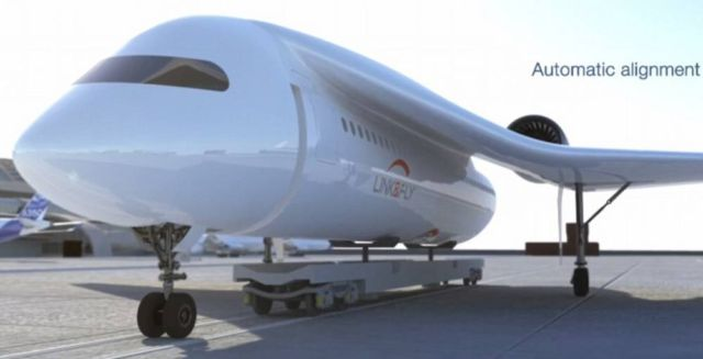 Link & Fly, Akka Technologies's new aircraft