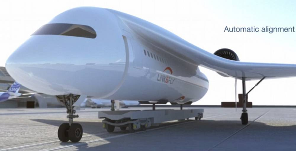 Flying Trains could be coming soon