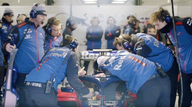 How do setups work on an F1 car