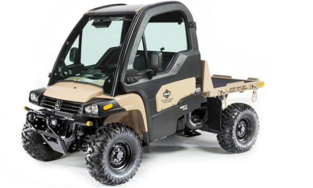 John Deere Military Gator Utility Vehicles