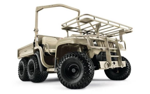 John Deere Military Gator Utility Vehicles (3)