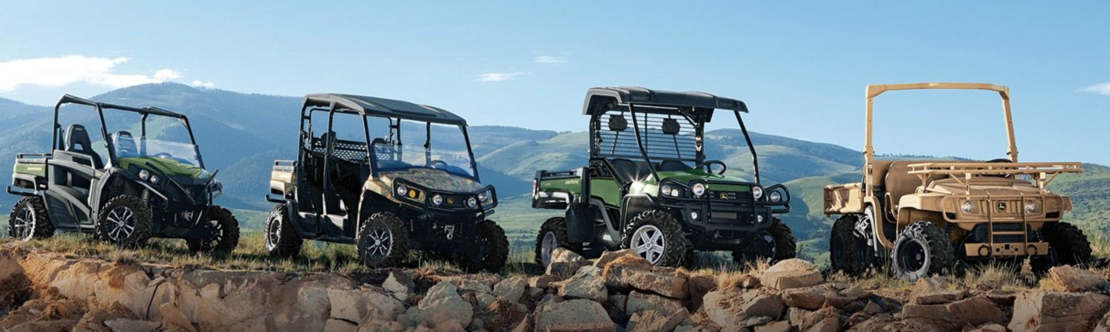 John Deere Military Gator Utility Vehicles (1)