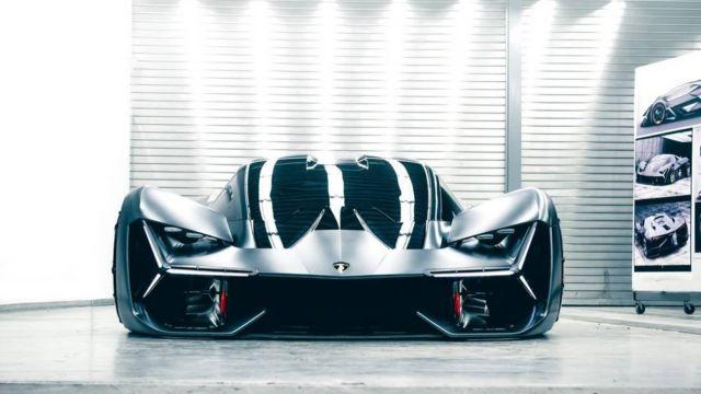 Lamborghini Terzo Millennio concept (5)