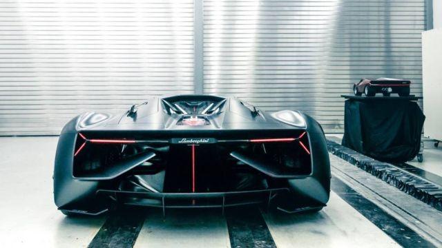 Lamborghini Terzo Millennio concept (2)