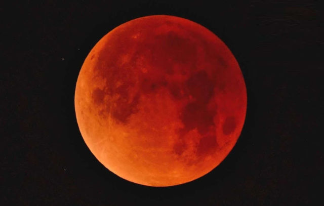 Lunar Total Eclipse July 27