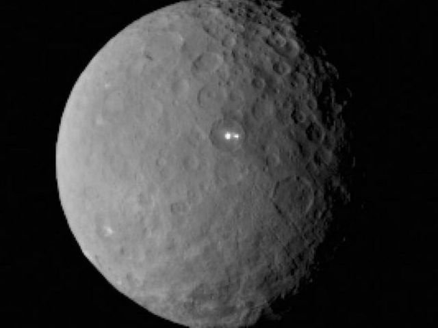 Ceres' mystery Bright Spots